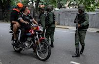 Venezuela registered almost 12,000 violent deaths last year; a rate of 45.6 per 100,000 of the 27-million population