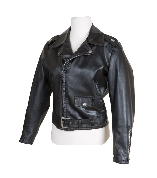 Olivia Newton-John's 'Grease' outfit sells for USD406k