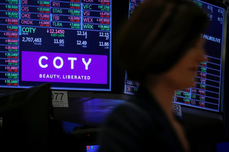 Coty changes CEO again, hires former L'Oreal executive to revive sales