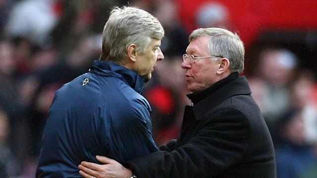The managerial duo were bitter rivals for many years but the former Red Devils boss maintains that he has massive respect for the Frenchman