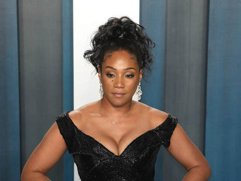 Tiffany Haddish all clear after testing positive for Covid-19