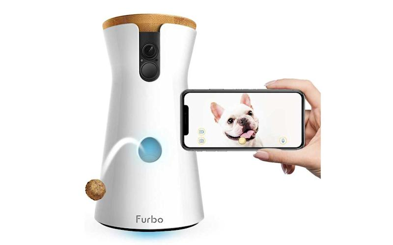 Black Friday Deal: Furbo's Interactive Dog Camera Is $115 Off on Amazon