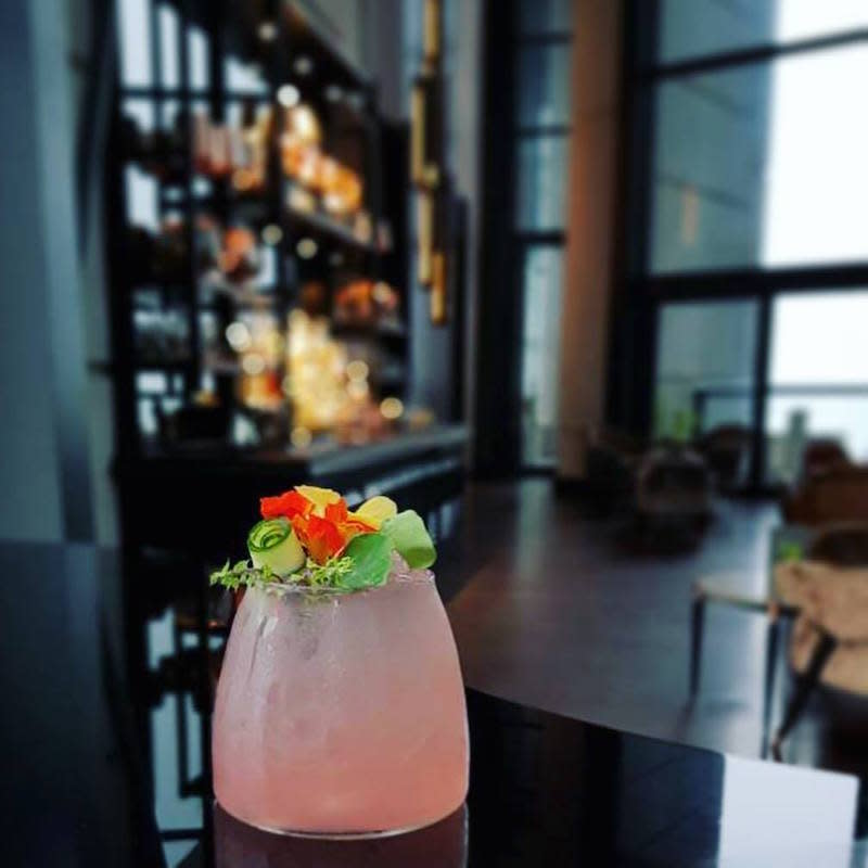 Photo: Coppersmith at Troika Sky Dining/Facebook