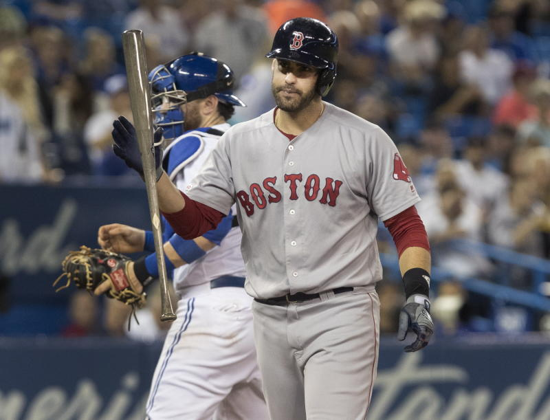 Thornton, Blue Jays 2-hit slumping Red Sox in 8-0 win