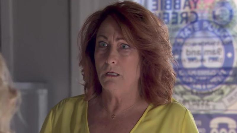 Lynne has starred as Irene on the popular soap for nearly 20 years. Source: Seven