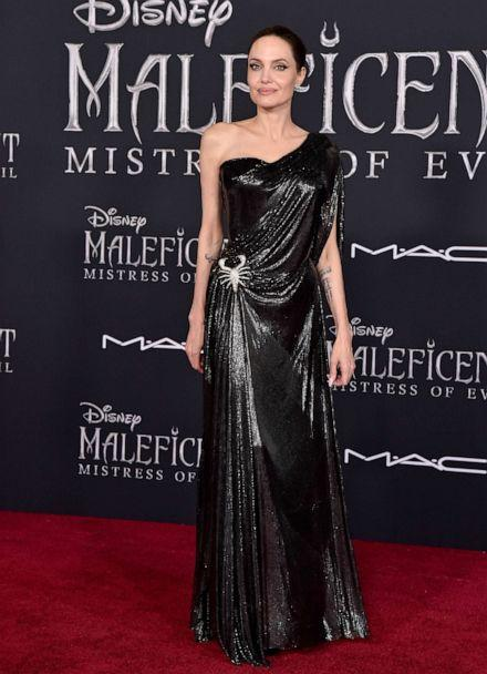 PHOTO:Angelina Jolie attends the World Premiere of Disney's Maleficent: Mistress of Evil' at El Capitan Theatre on Sept. 30, 2019 in Los Angeles. (Axelle/Bauer-Griffin/FilmMagic/Getty Images)