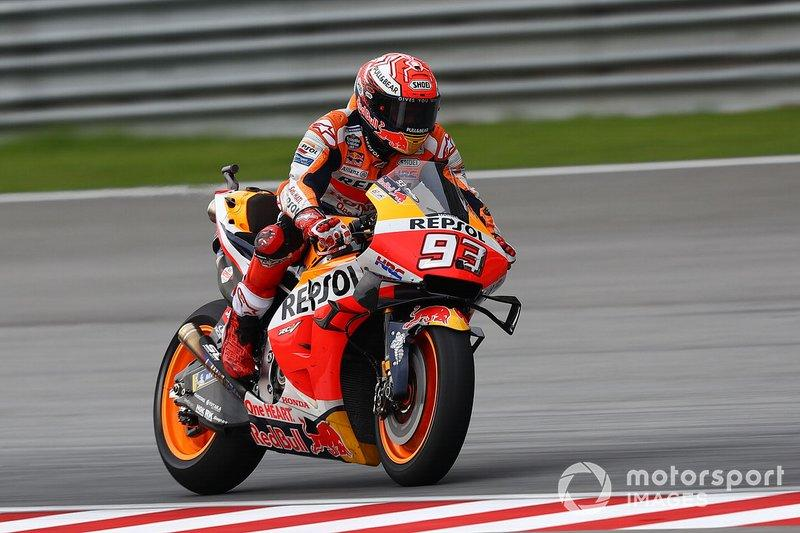 "2019. Marc Márquez<span class=""copyright"">Gold and Goose / Motorsport Images</span>"