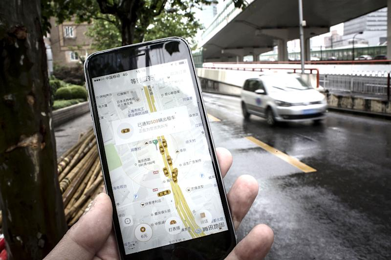 Uber Rival Didi Chuxing Sets Up Shop in Silicon Valley