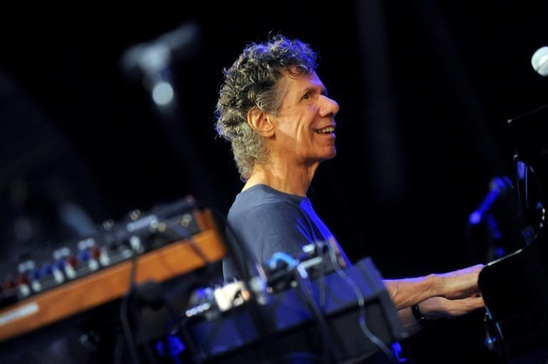 Chick Corea, performing here in 2013 at the Jazz Festival of Vitoria in Spain, was introduced to the piano at a young age by his jazz trumpeter father