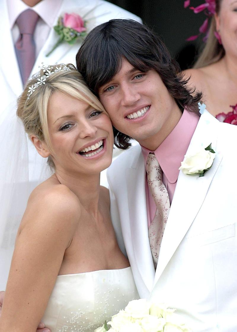 Tess Daly and Vernon Kay (Photo: Mark Campbell/Shutterstock)
