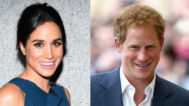 <i>Meghan Markle and Prince Harry did not make their public debut at the weekend [Photo: Getty]</i>