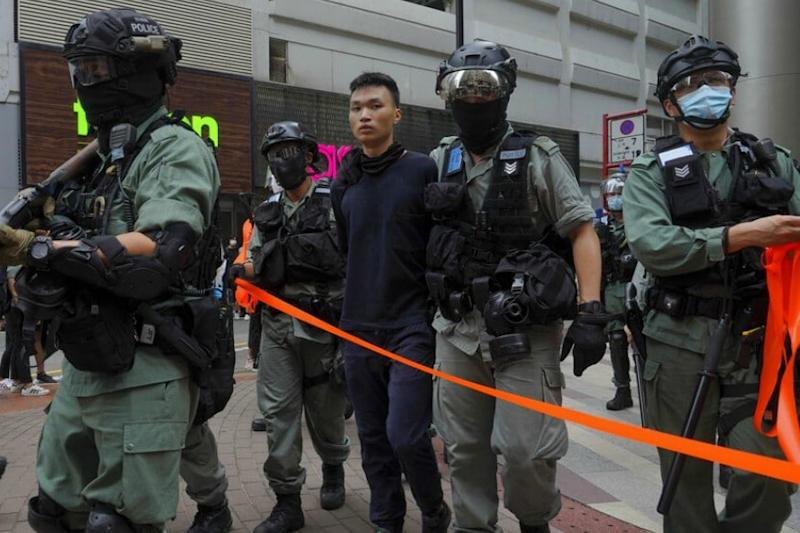 Hong Kong Police Granted Sweeping Powers under Security Law