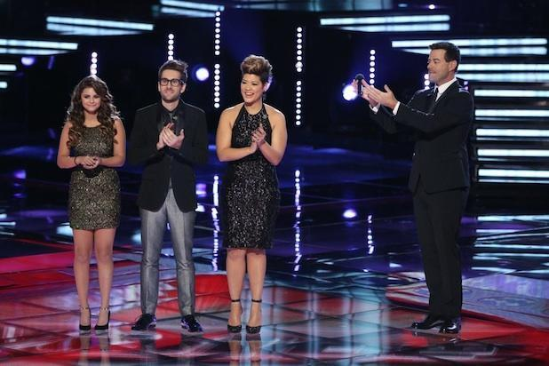 'The Voice' Finale Results: Season 5′s Champ Isn't From Team Blake (Video)