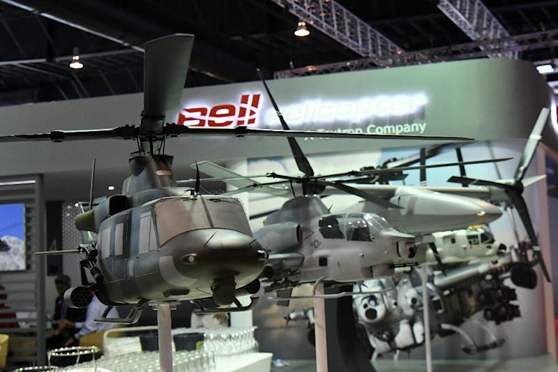 Canada orders overview of helicopter sale to Philippines