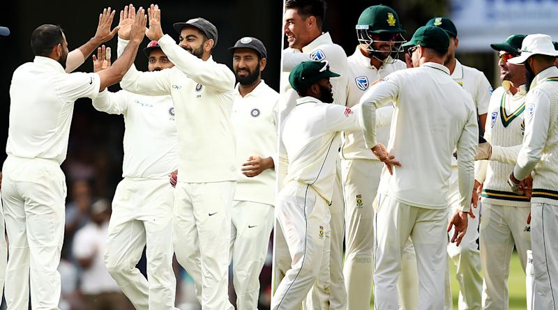 Live Cricket Streaming of India vs South Africa 1st Test 2019 Day 3 on DD Sports, Hotstar and Star Sports: Watch Free Telecast and Live Score of IND vs SA Match on TV and Online