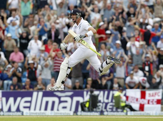 Kevin Pietersen is England's fifth-highest run-scorer with 8,181 runs in 104 Tests (AFP/Getty Images)