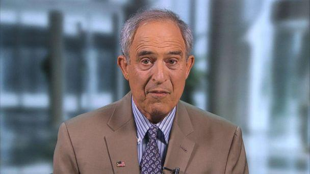 PHOTO: Lanny Davis, a lawyer representing Michael Cohen, speaks to 'Good Morning America,' Aug. 22, 2018. (ABC News)