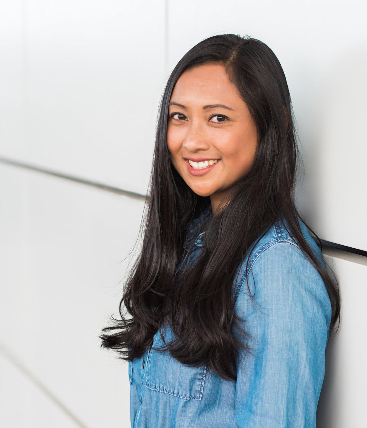 Rina Mae Acosta, who moved to the Netherlands from the U.S., benefited from the far more generous Dutch maternity policies. (Photo: Elma Coetzee)