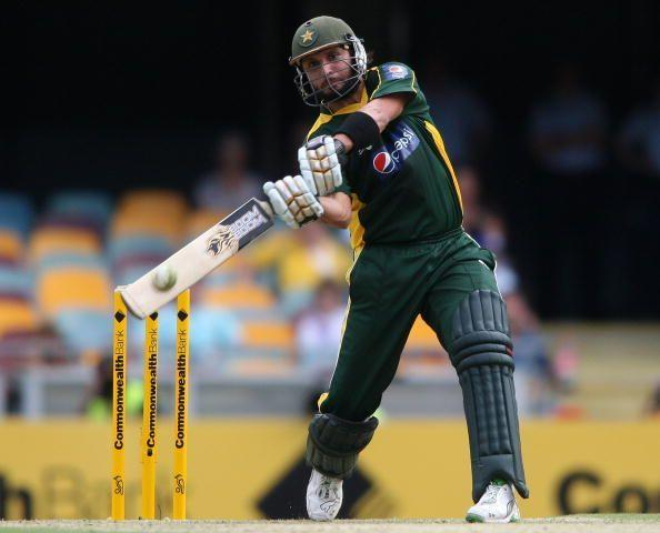Shahid Afridi made his debut at the age of 16