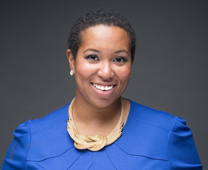 Stefanie Brown James, CEO and founding partner of Vestige Strategies and former director of the National African American Vote for the Obama for America Campaign, is pictured.