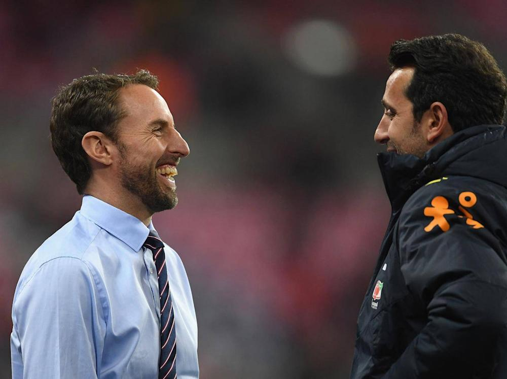 Southgate set his team up to frustrate Brazil (Getty)