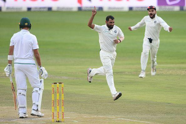 Shami is a great exponent of reverse swing bowling