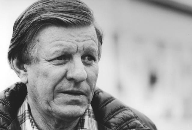 <p>Bud Moore (1975-2017): NASCAR Hall of Famer who also fought at the Battle of Normandy and the Battle of the Bulge. </p>