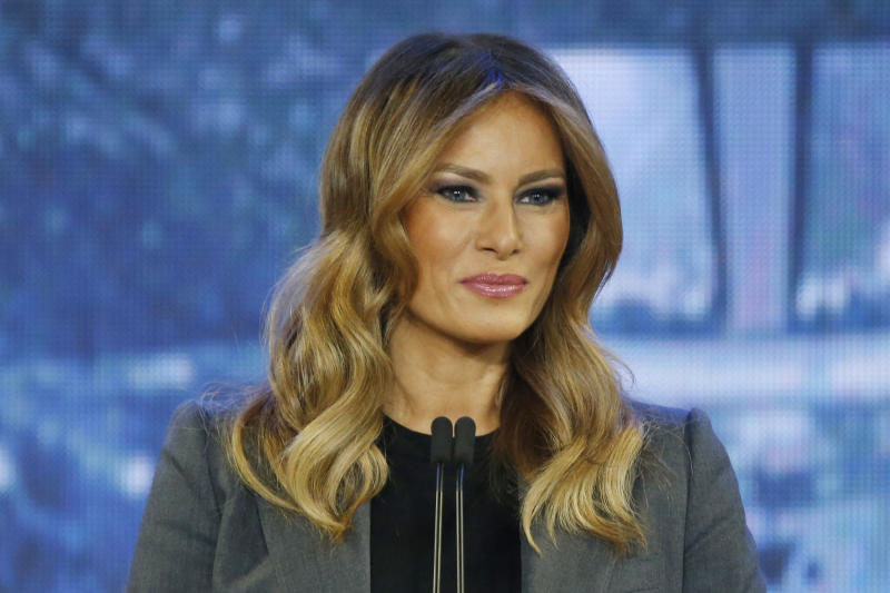 Melania Trump: The Telegraph Apologises 'Unreservedly' To First Lady For False Claims
