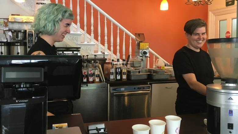 Former Smiling Goat workers start their own café