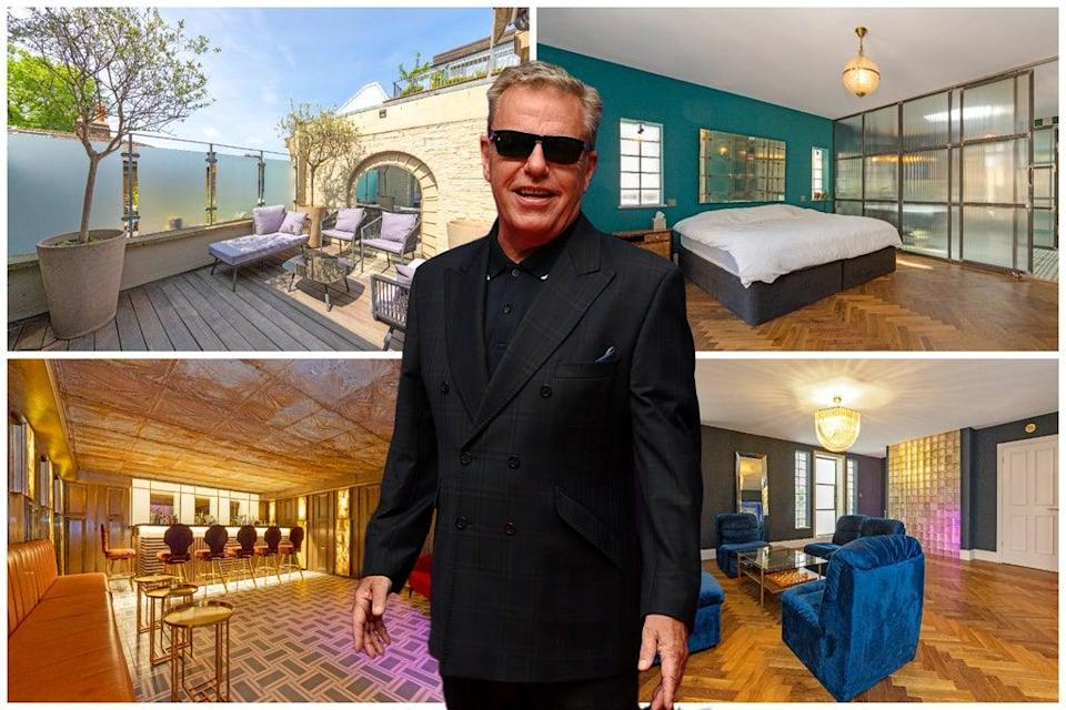 Suggs' former home now has a £1.95 million price tag   (ES Composite)