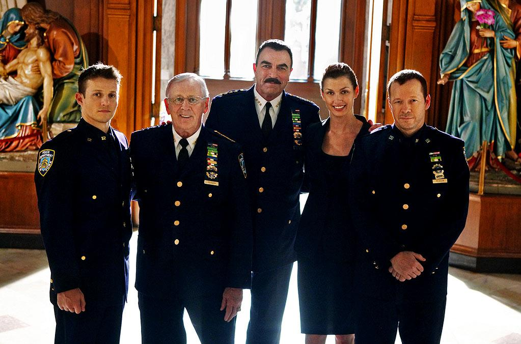 <strong>Blue Bloods</strong> (CBS) – Looking Good