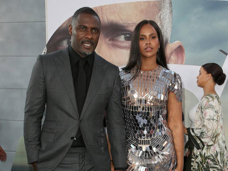 Idris Elba's wife Sabrina tests positive for coronavirus