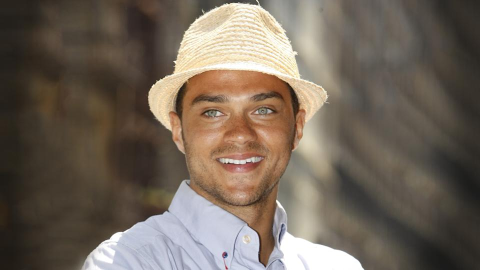 Jesse Williams at the Tribeca Grand