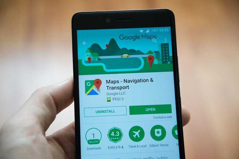 New York Subway Map App Android.A New Google Maps Feature Will Make Sure You Never Miss Your Bus Or