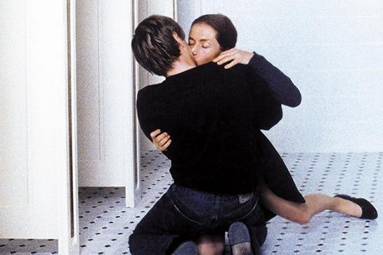 """<em><strong><h3>The Piano Teacher</h3></strong></em><h3> (2001)<br></h3>Dark, but moving, <em>The Piano Teacher</em> doesn't shy away from the shame that sex can generate. There's something inherently sexy about that kind of rawness.<br><br><span class=""""copyright"""">Photo: Courtesy of Kino International.</span>"""