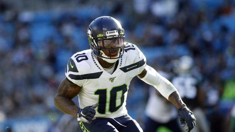 Could a return to the Seahawks be in store for Josh Gordon if the NFL lifts his ban? (AP Foto/Brian Blanco)