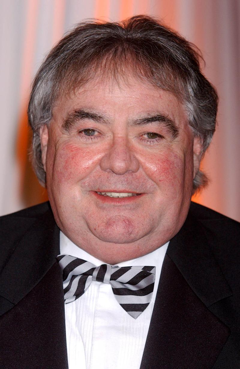 Eddie Large, who has died at the age of 78 (Photo: Shutterstock)