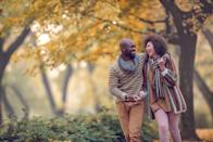 <p>This is perfect for fall, especially if the leaves are changing. Hop into your car, close Google maps, and see where you end up. And if your final destination is just an open field? Call it an adventure.</p>