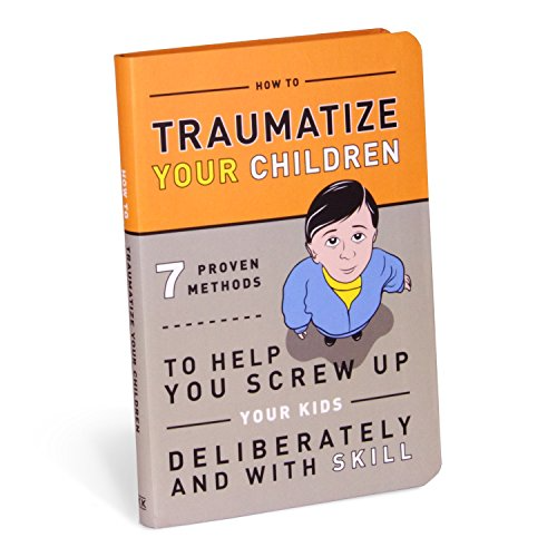 how to traumatize book