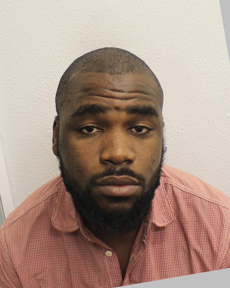 Jospin Ble was also jailed (Picture: Met Police)