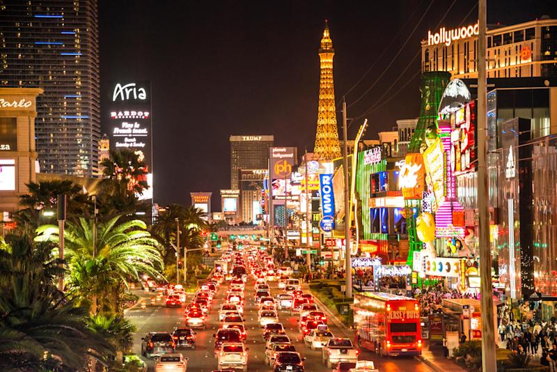 Brash, trite, trivial –what does Vegas actually have to offer? - Getty