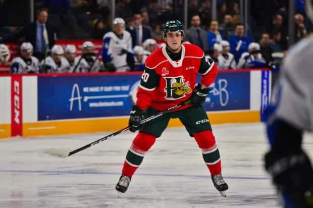 Justin Barron is currently the captain of the Halifax Mooseheads. He played for Team Canada at the 2021 world junior championship.