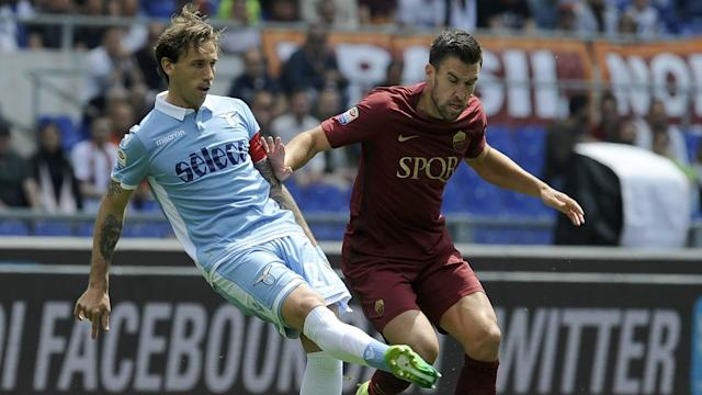 The Roma midfielder earned a penalty for his side in the derby defeat to Lazio and is now set to miss big games against AC Milan and Juventus