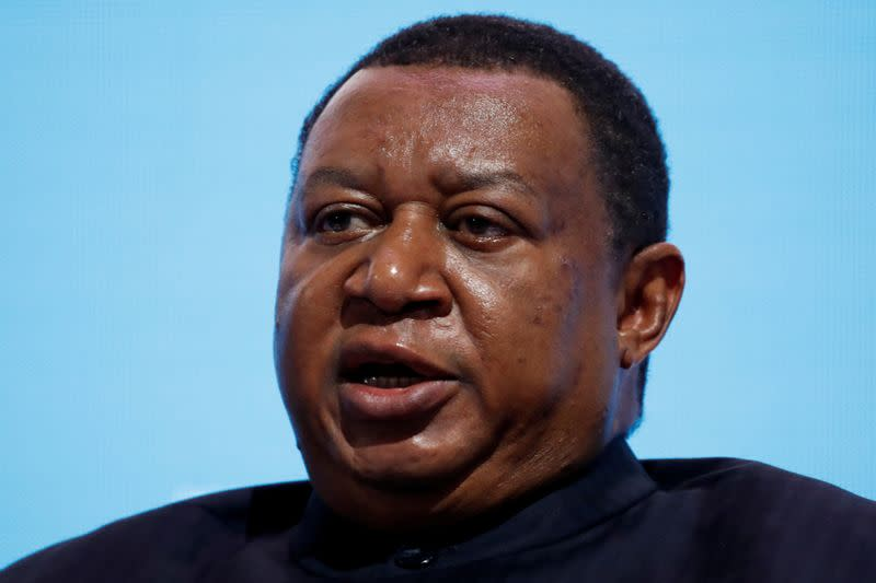 OPEC chief says oil market responding well to record OPEC+ cut