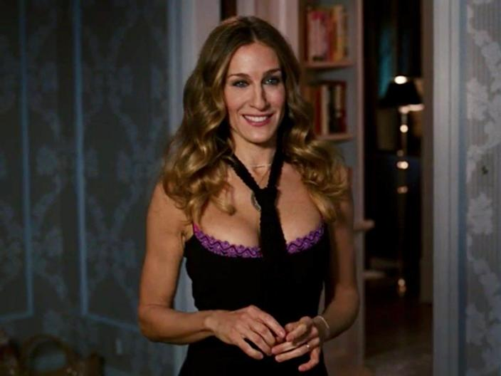 carrie bradshaw sex and the city movie 2