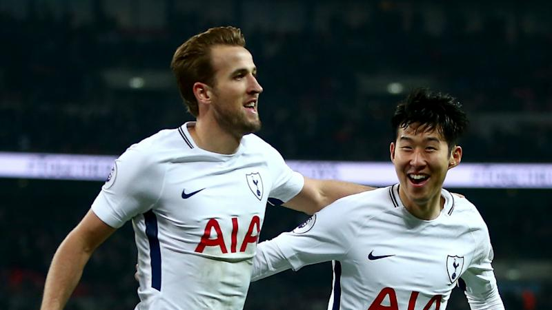 Harry Kane is the world's best player, says Son