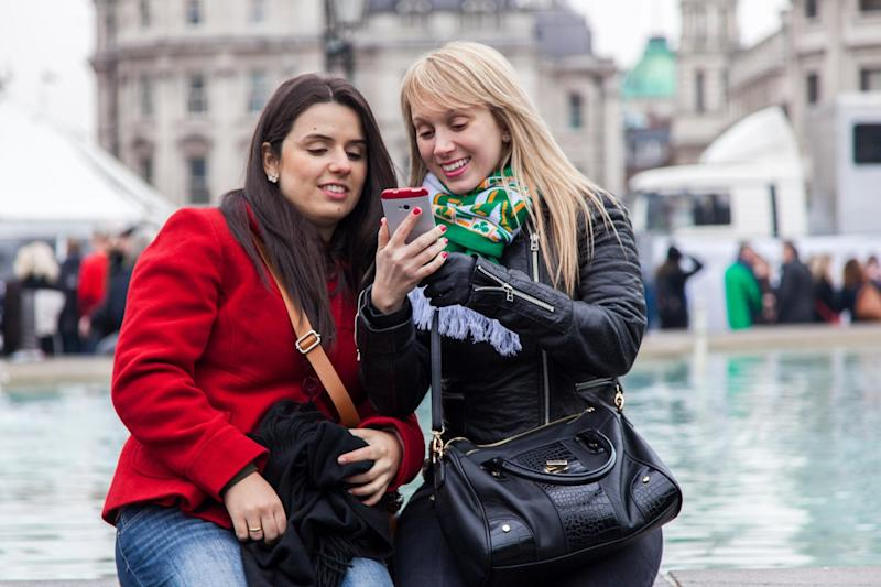 Some of the worst areas for slow internet are Oxford Circus, Bond Street, Trafalgar Square, Piccadilly Circus and Mayfair: Alamy Stock Photo