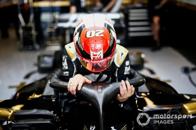 """Kevin Magnussen, Haas F1 <span class=""""copyright"""">Andrew Hone / Motorsport Images</span>"""