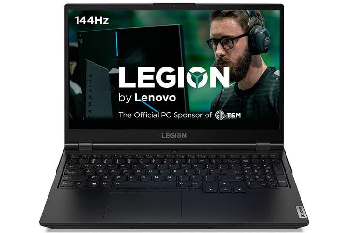 Lenovo Legion 5 Gaming Laptop (white BG)