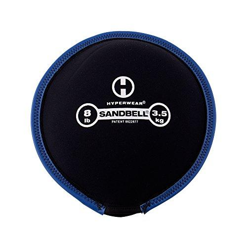 Hyperwear SandBell Sandbag Training Free Weight (Pre-Filled) (8) (Amazon) (Amazon / Amazon)